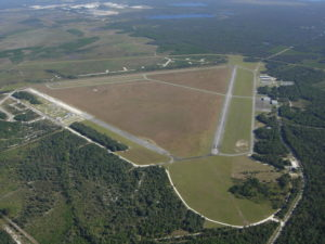 Aerial Airport
